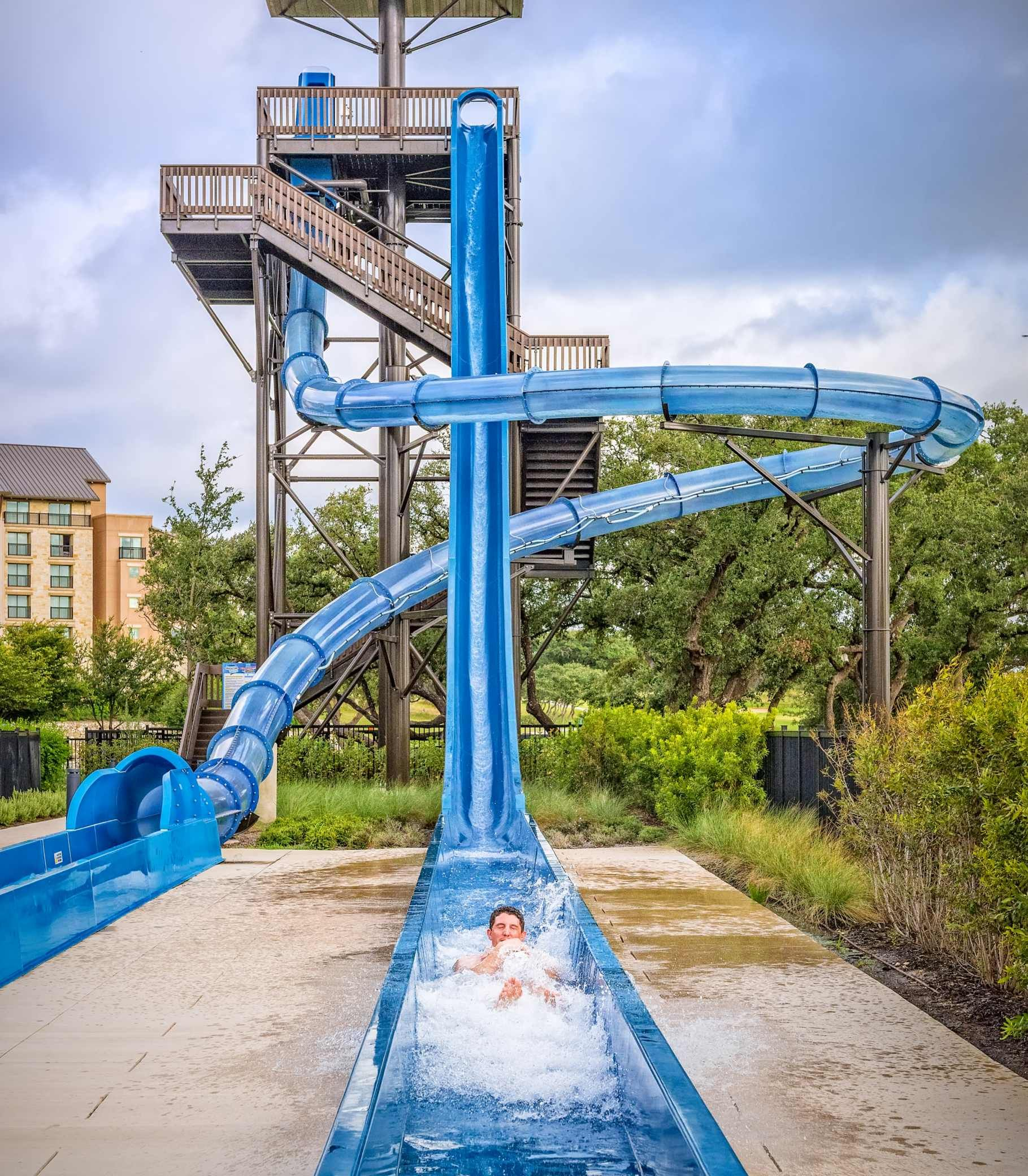 Spring Break Recap Hotels With Water Parks Hill Country