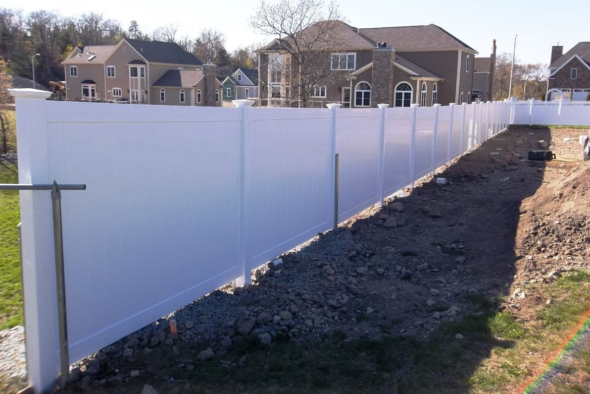 6 Tips Before Installing A Fence Wooden Fence Types Of Fences Fence
