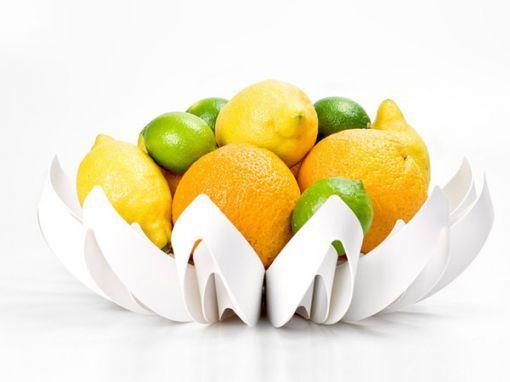 Be&liv Petals hedelmävati, valkoinen