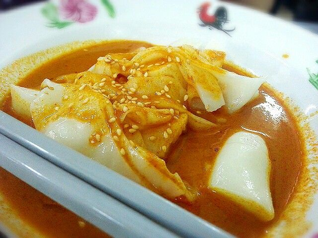 curry chee cheong fun  food curry yummy food