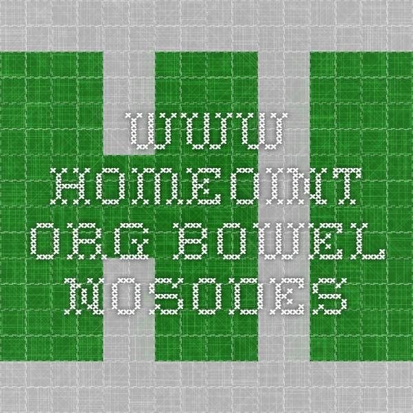 www homeoint org Bowel nosodes   Homeopatia   Homeopathy
