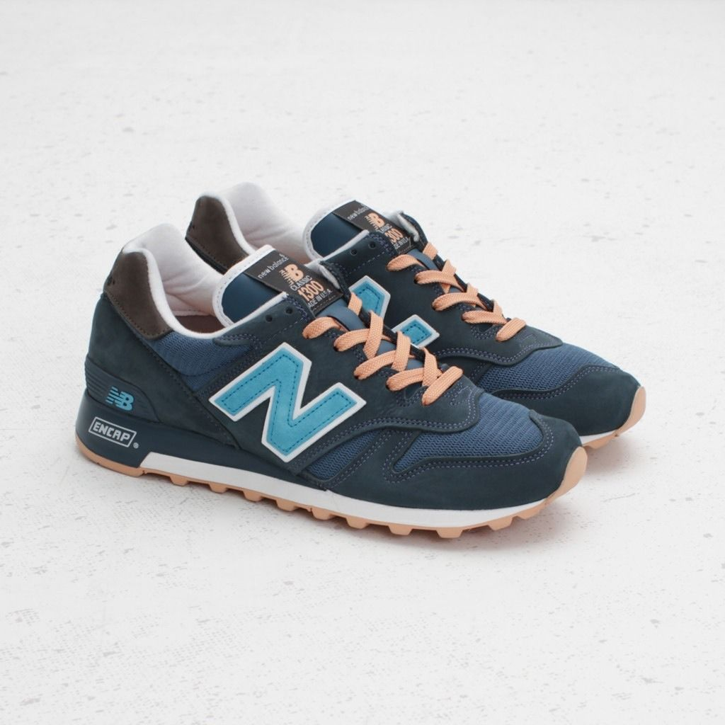 new balance salmon sole 1300