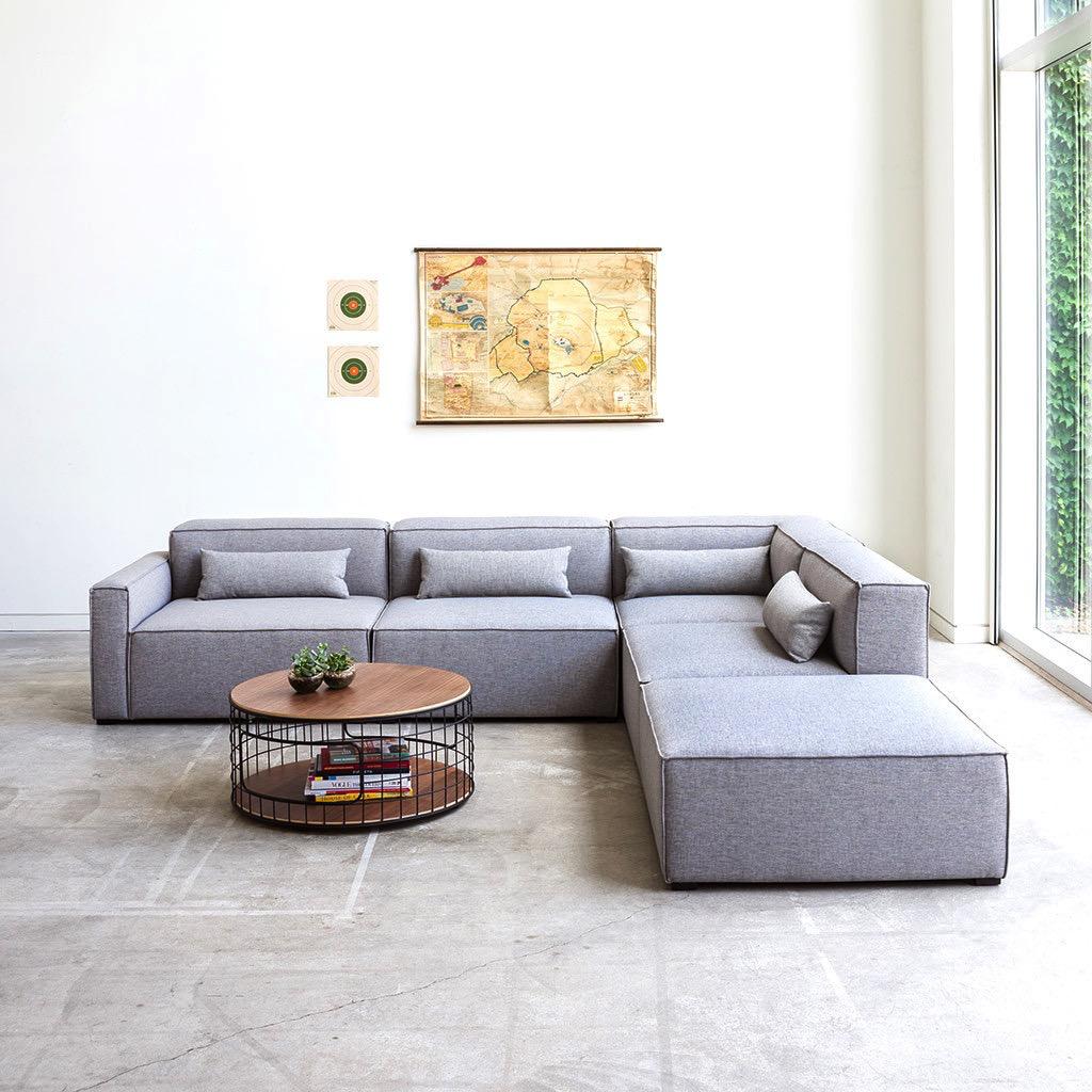 Mix Modular Custom Sectional In 2020 Modular Sectional Sofa Modular Sectional Modular Sofa