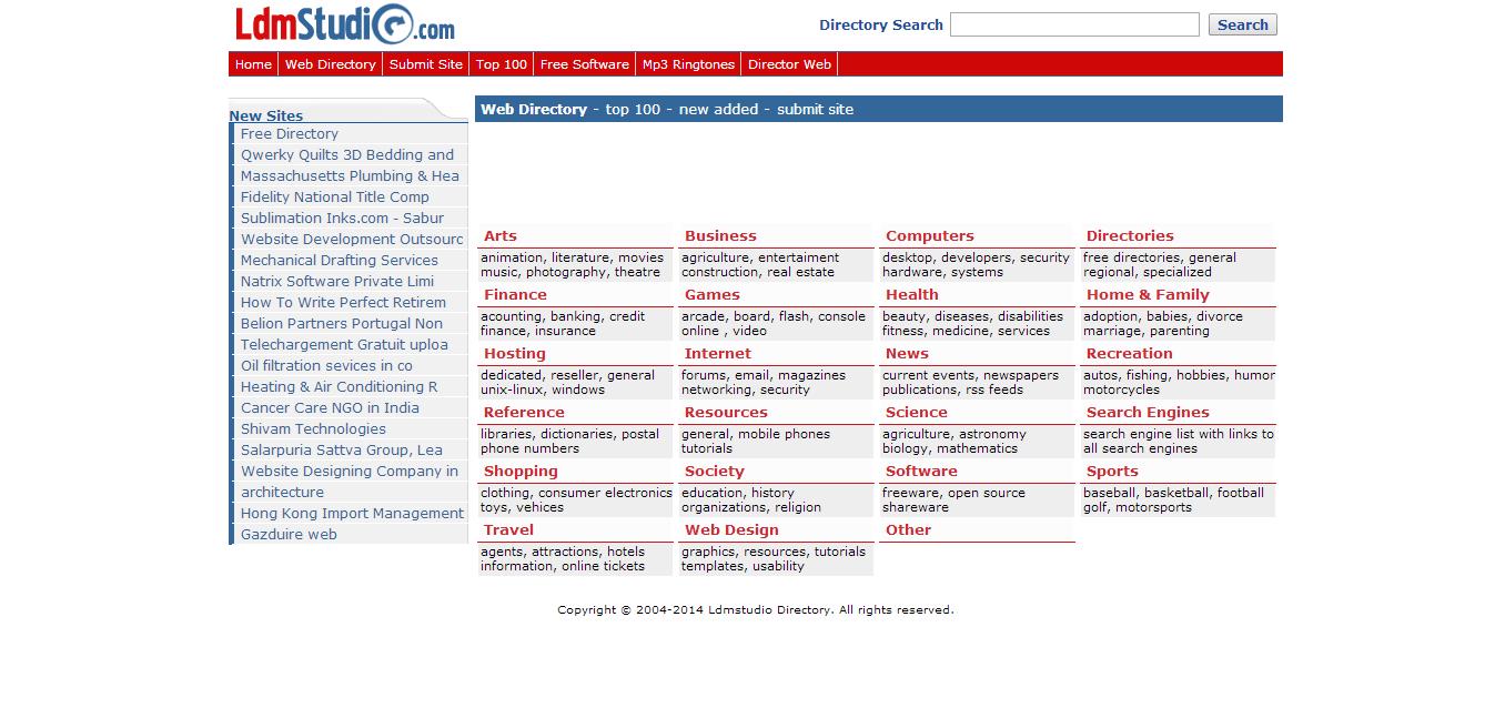 Directory.LDMstudio.com - http://www.acaiaffiliates.com/directory ...