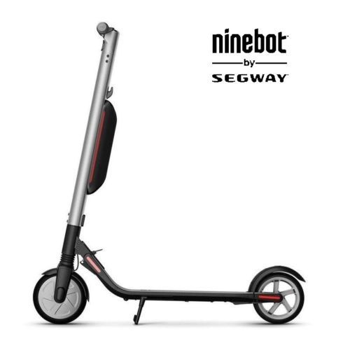 Ninebot by Segway ES4 Electric Folding Kick Scooter Top Performance