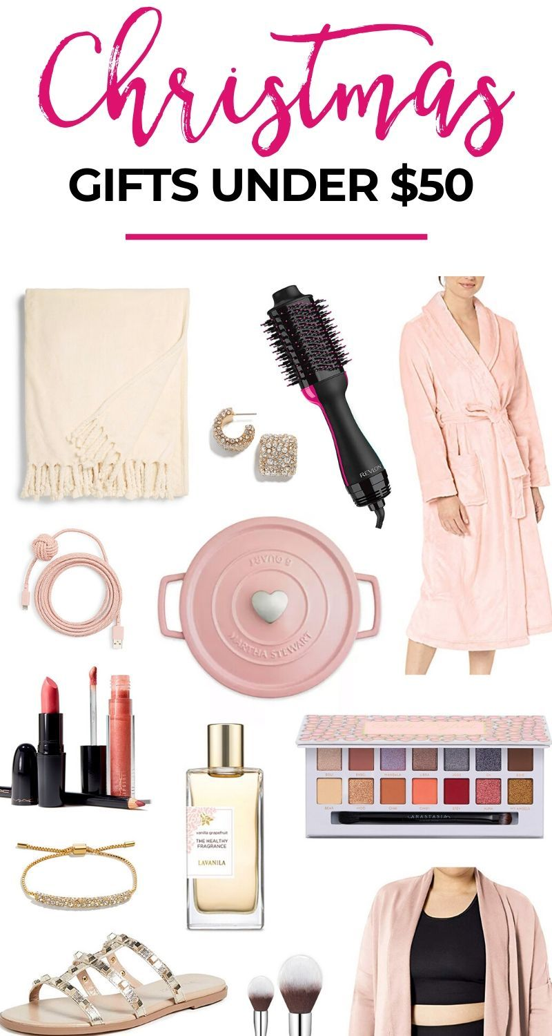 Best christmas gifts for women under 50 2019 christmas