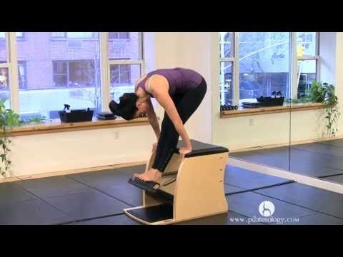 Ten Minutes in WundaLand Pilates Wunda Chair Workout! - YouTube #pilatesvideo