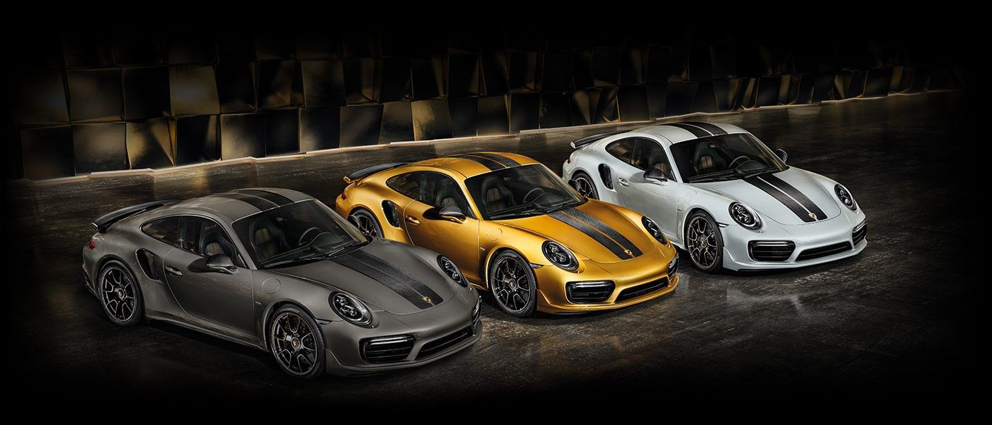 Top 10 most affordable luxury cars autospies auto news - New 911 Turbo S Exclusive Series From Porsche