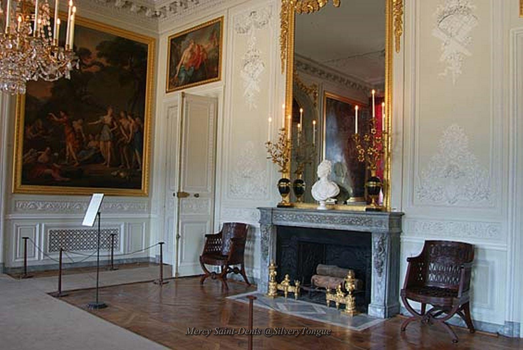 grande salle manger du petit trianon chteau de versailles christian milet