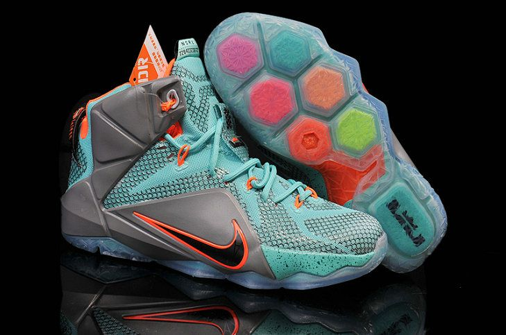 Womens and Kids LeBron 12 NSRL South
