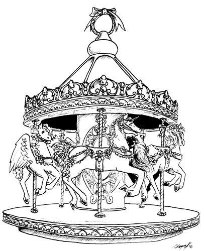 Carousel Com Imagens Tatuagem De Carrossel