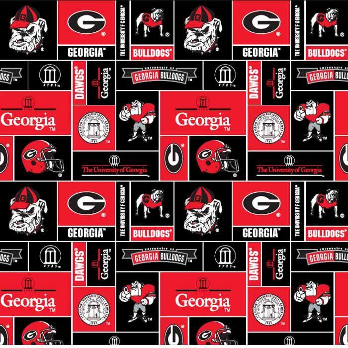 University of Georgia Fabric Super Soft Collegiate Classic Fleece - uga career center resume