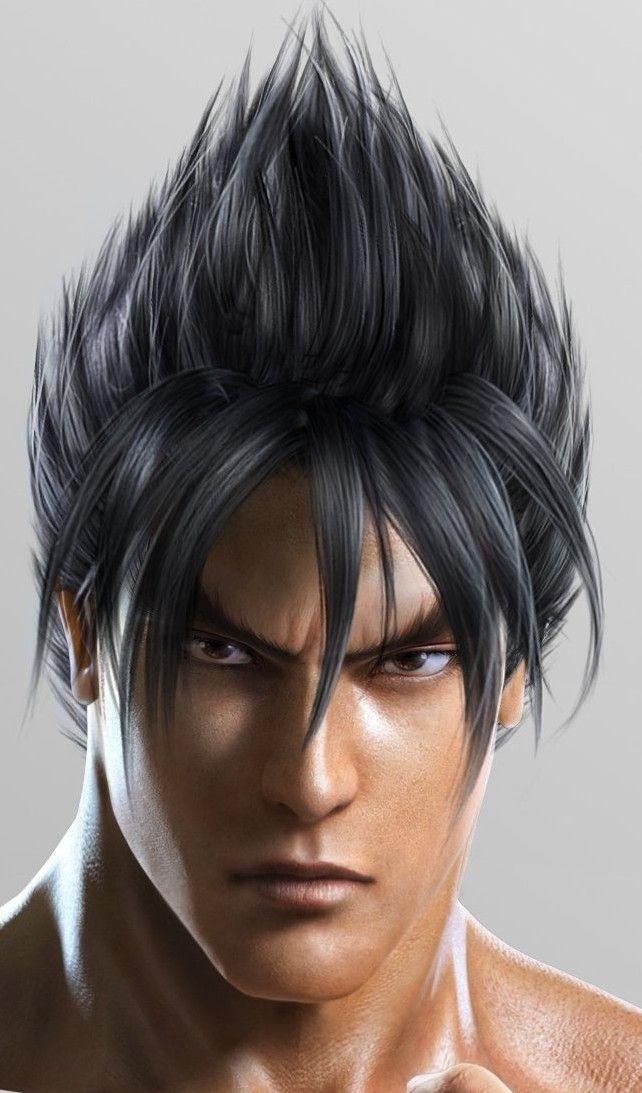 Face Front Jin Kazama Face Jin