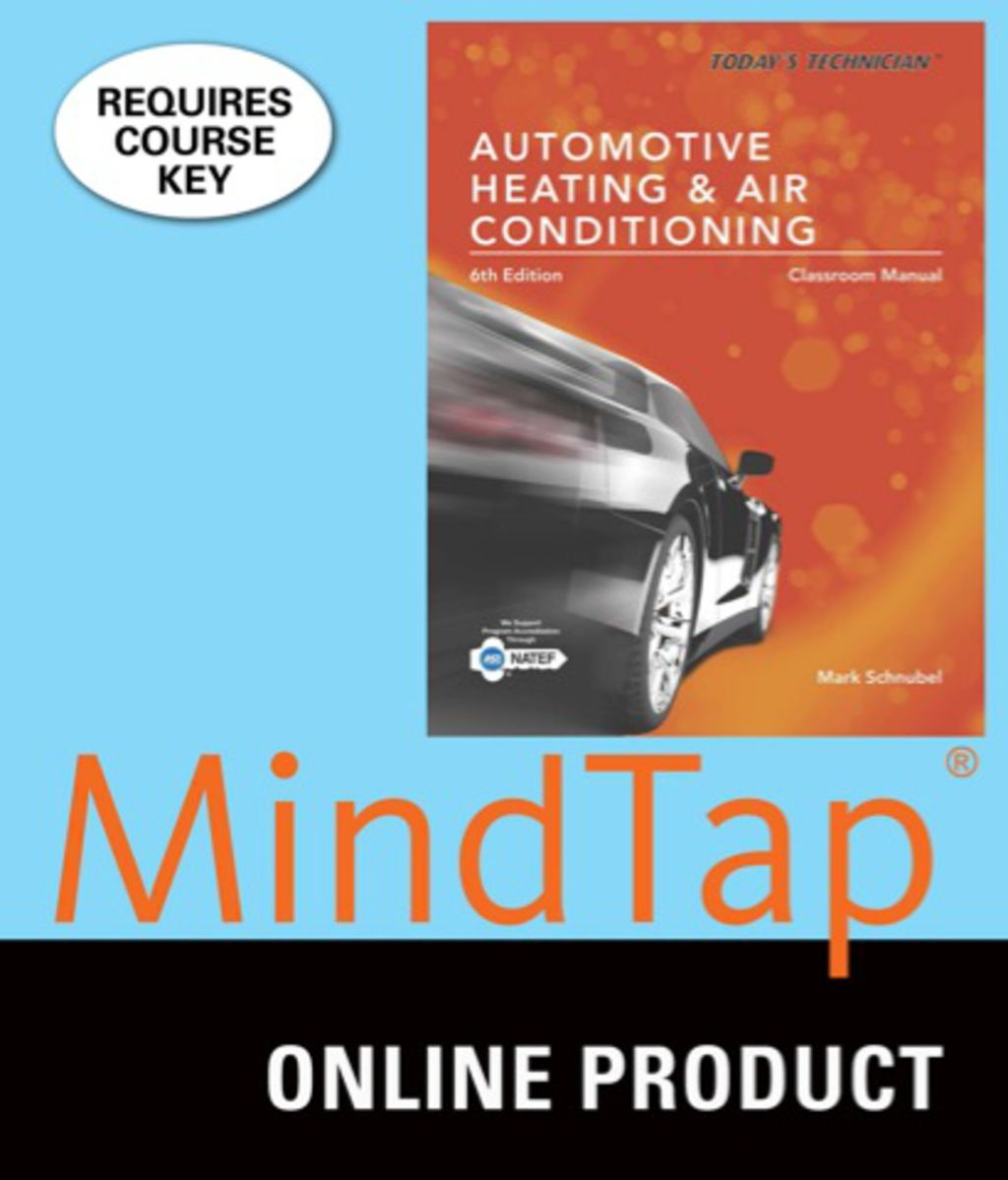 Mindtap Automotive For Schnubel S Today S Technician Automotive