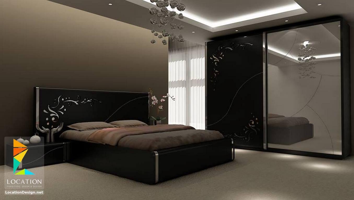 غرف نوم عرسان مودرن 2018 2019 لوكشين ديزين نت Bedroom Closet Design Sleeping Room Youth Bedroom