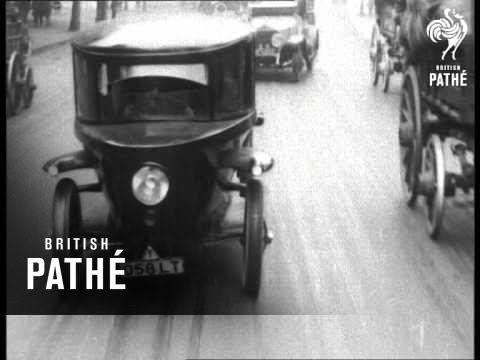 The Tear Drop car: Novel German Motor Car - the newest design in automobiles of 1921. (2:03) + https://en.wikipedia.org/wiki/Kammback