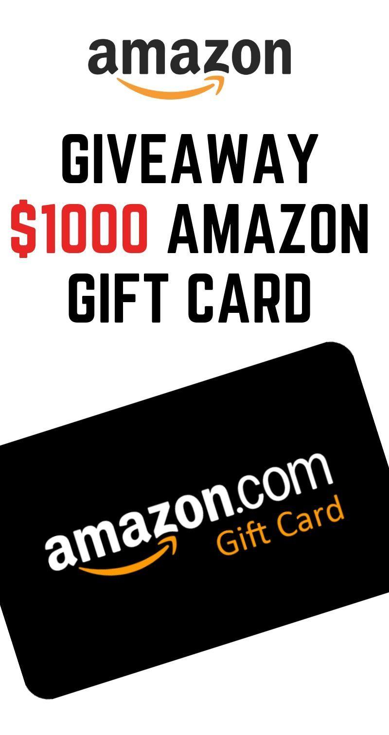 Pin On Win Free Amazon Gift Card