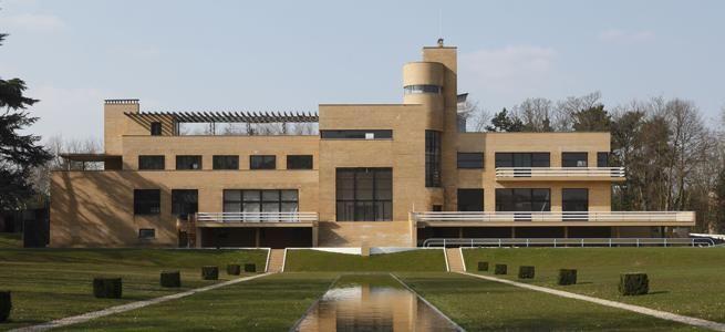 Villa cavrois by robert mallet stevens built 1929 1932 croix france arch - Robert mallet stevens villa cavrois ...