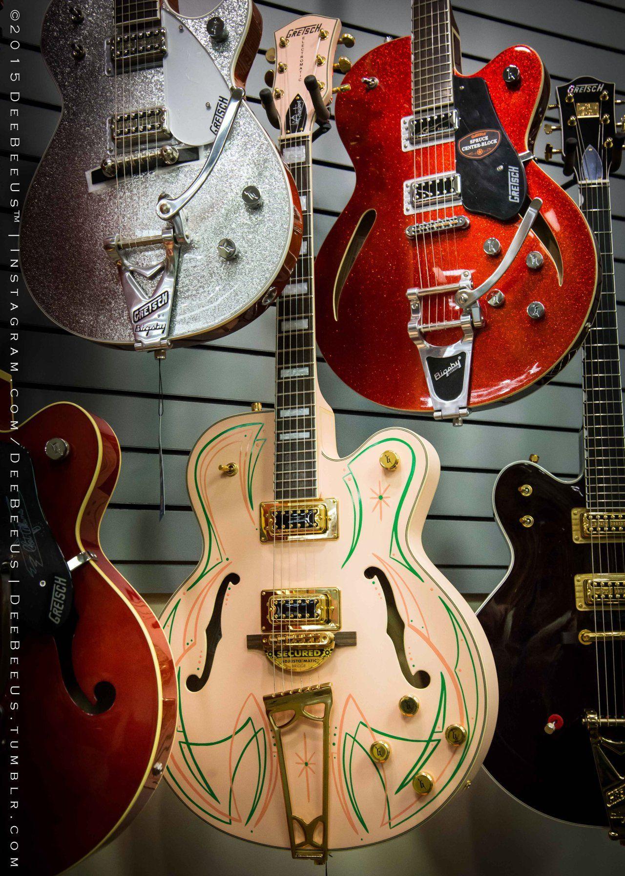 Deebeeus More Guitar Shopping This Week In Toronto Canada 1 Gibson Custom Trini Lopez Signature Es 335 Reissue Guitar Fender American Vintage Guitar Shop