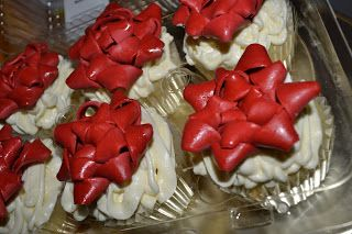 Cupcake Chromatography: How to Make a Fondant Gift Bow
