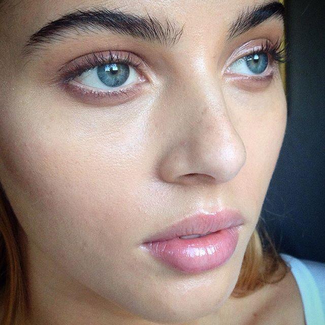 Pin de Carolina Sánchez Solórzano en make up Pinterest - tipos de cejas