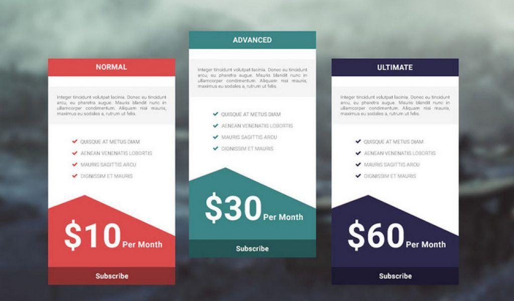 image result for pricing brochure design pinterest design