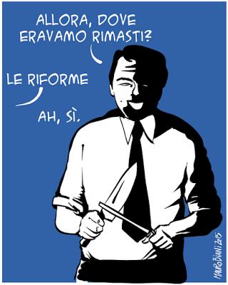 Il marxismo libertario: SENATO ADDIO di Felice Carlo Besostri