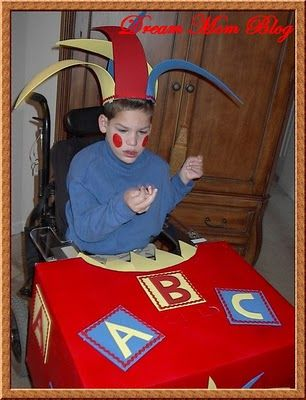Dream Mom Halloween Costumes for Special Needs Children in - mom halloween costume ideas