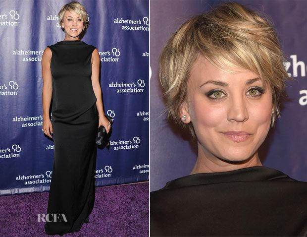 Kaley Cuoco In Camilla and Marc – 23rd Annual 'A Night At Sardi's' To Benefit The Alzheimer's Association
