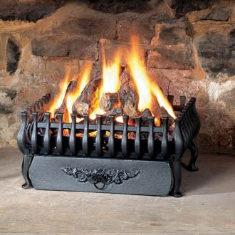 Superb Fire Baskets Open Fire Grates Fireplaces In 2019 Fire Home Interior And Landscaping Ologienasavecom