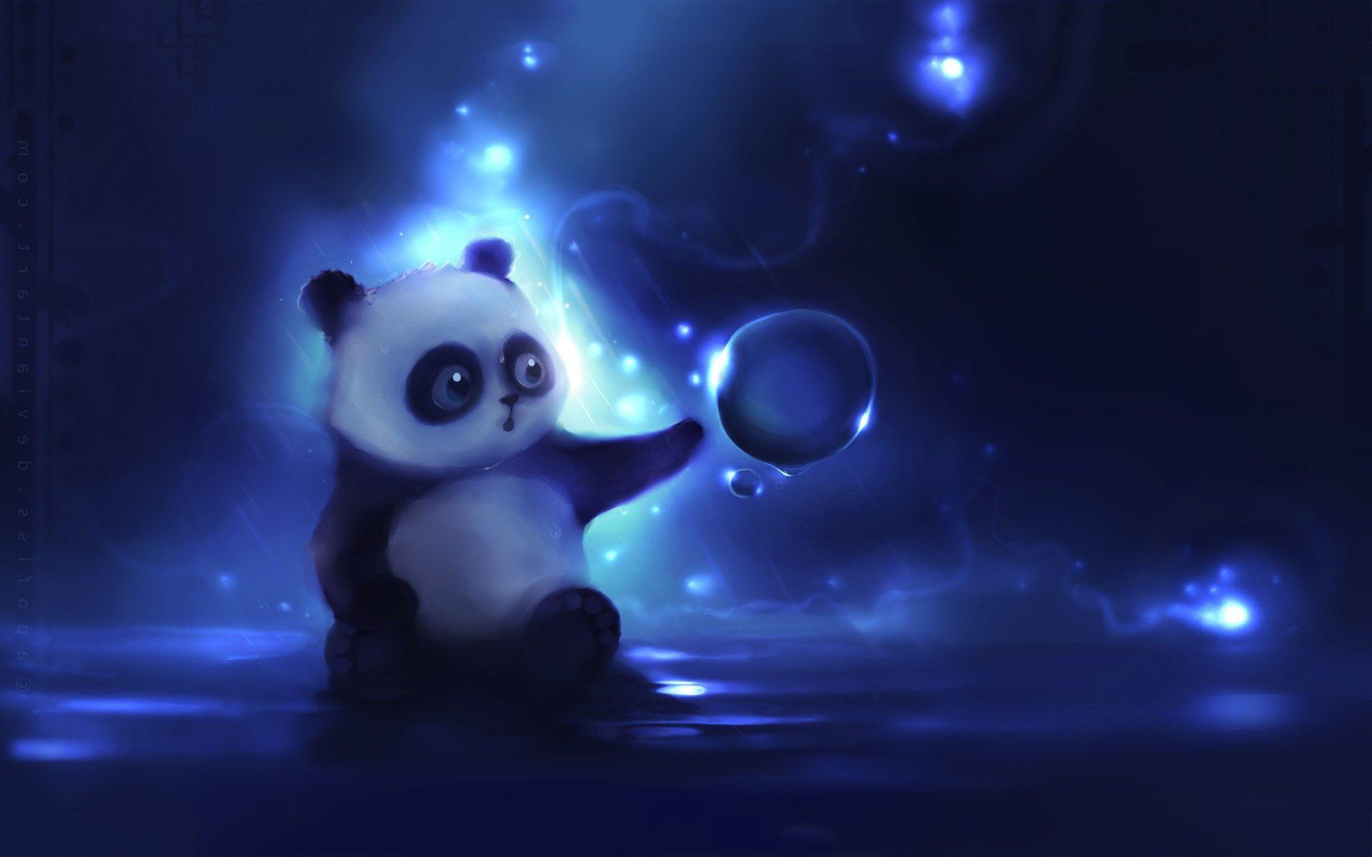 Hdq Images Cute Pandas Pic 502 Kb Barden Sinclair Panda Art Panda Wallpapers Panda Background