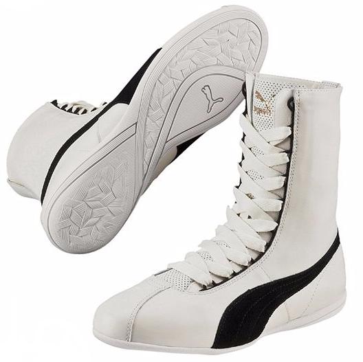 Puma Eskiva: sneakers stile boxe firmate Rihanna | Rihanna
