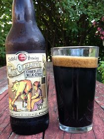 Down The Hatch: Spiteful Brewing's Mrs. O'Leary's Chocolate Mlk Stout