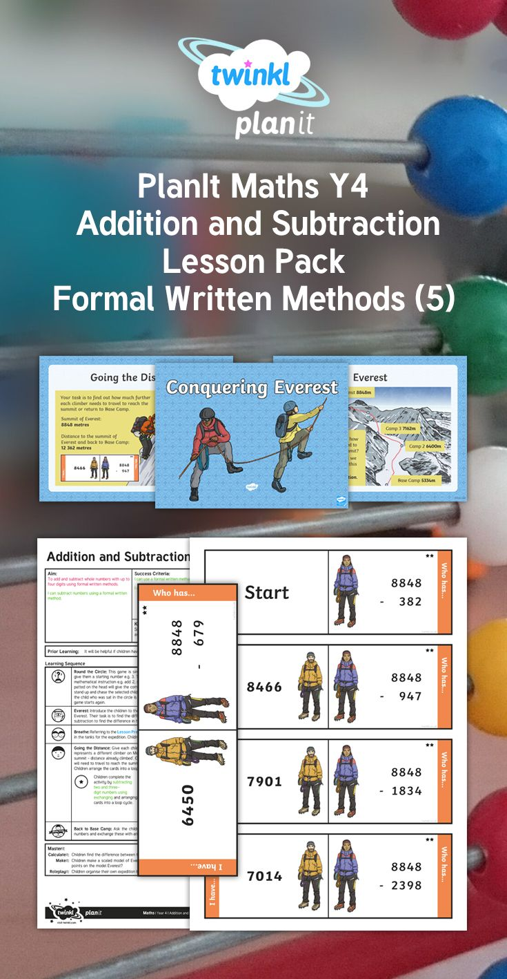 This is the fifth in a set of seven lessons which explore written ...