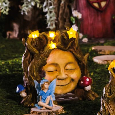 Evergreen Enterprises, Inc Lighted Fairy Door