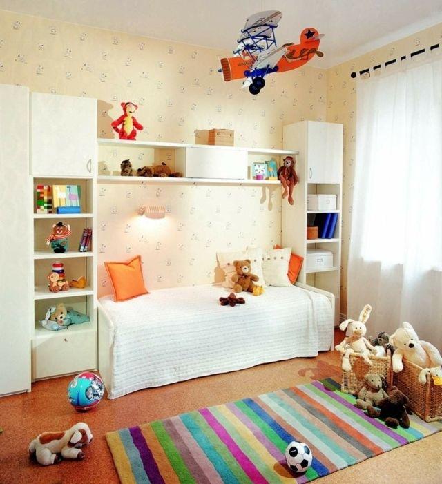 Wunderbar Wir Bieten Ihnen 105 Inspirierende Ideen Für Kinderzimmer Und Geben  Nützliche Tipps Für Die Gestaltung.Bevor überhaupt Die Möbel Für Das  Kinderzimmer
