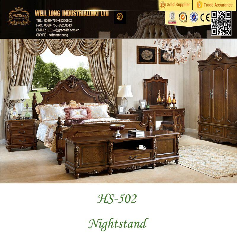 A R T Old World Estate Bedroom Set: Queen Size Bed Designs Furniture Wooden Bedroom Set,Queen