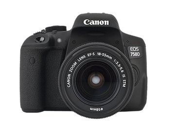 canon camera giveaway 2019 win a canon eos 750d dslr camera bundle ww except some 6300
