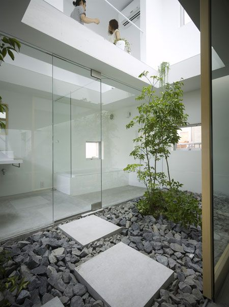 Japanese Architects Suppose Design Office Have Completed A