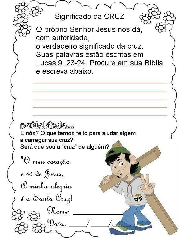 Pin De Ingridy Monteiro Em Catequese Infantil Catequese