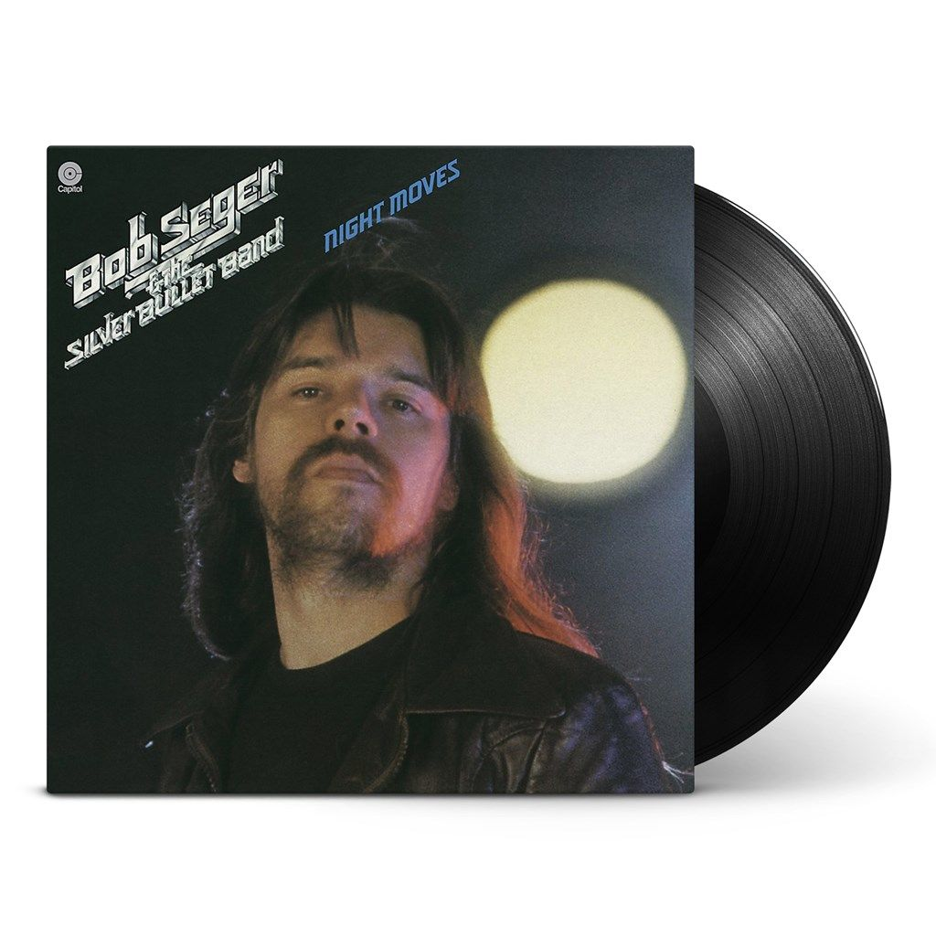 Bob Seger And The Silver Bullet Band Night Moves Vinyl Collections Great Gifts Cracker Barrel Old Country Sto Bob Seger Vinyl Record Album Night Moves