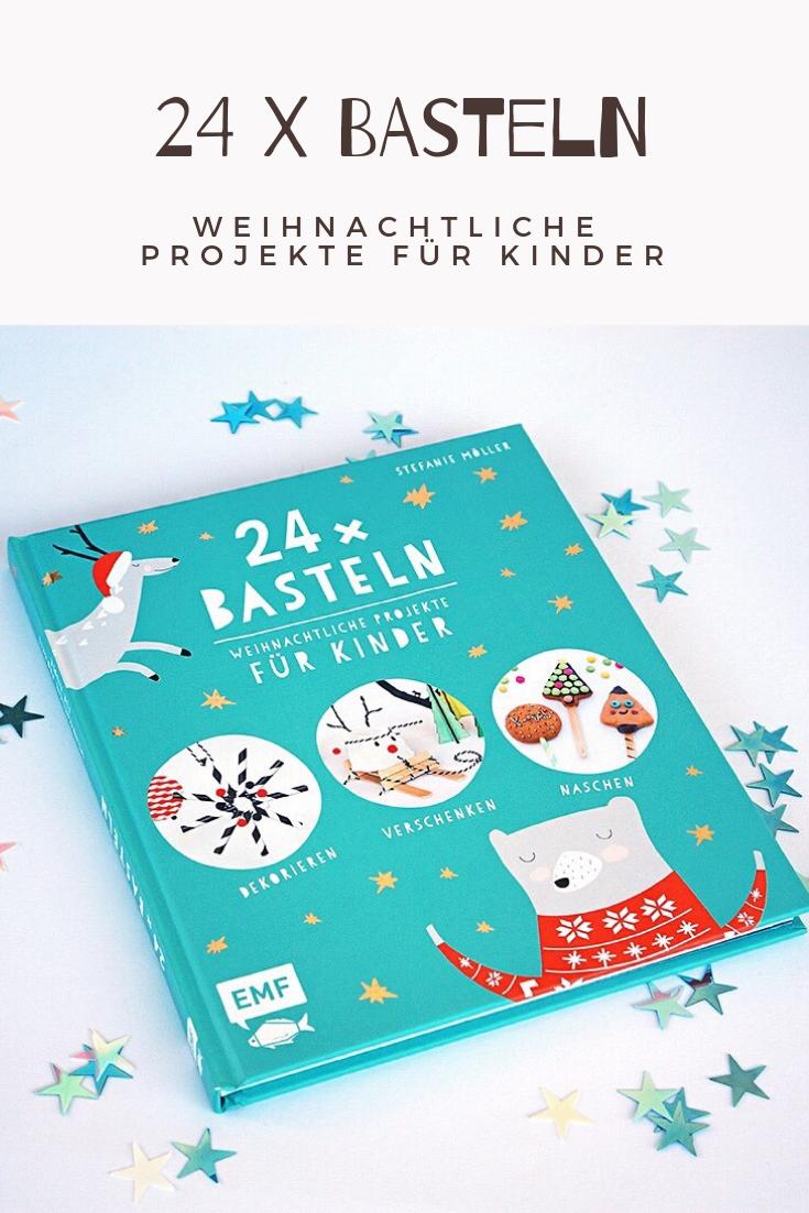 Weihnachtliches Basteln Mit Kindern Der Kunstlerische