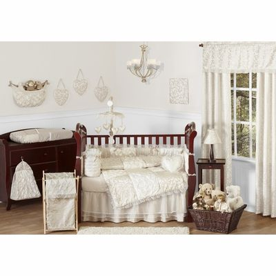 Victoria Crib Bedding Collection