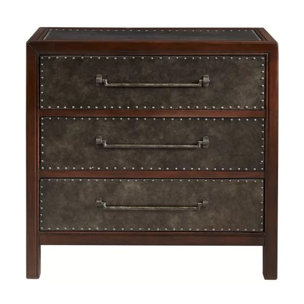Maher Kitchen Cabinets: Maher 3 Drawer Accent Chest
