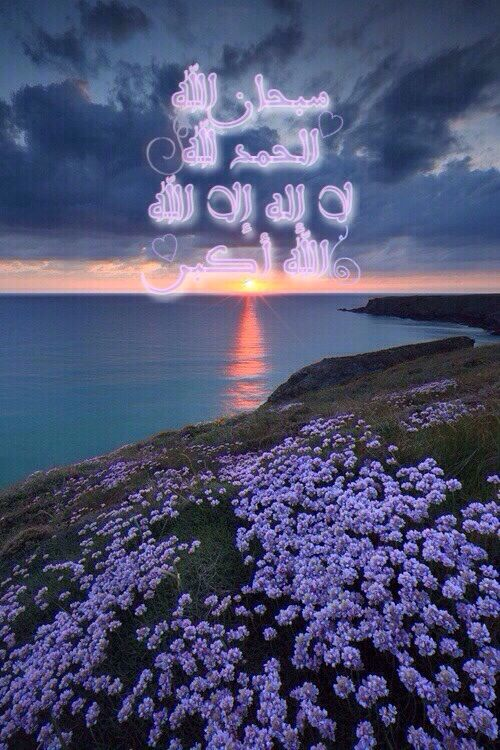 الشيخ السعدي  القلب المعطل عن ذكر الله ،معطل عن كل خيرو قد خرب كل الخرب…  سبحان الله ، و الحمدلله ،و لا إله إلا الله ، و الله أكبر