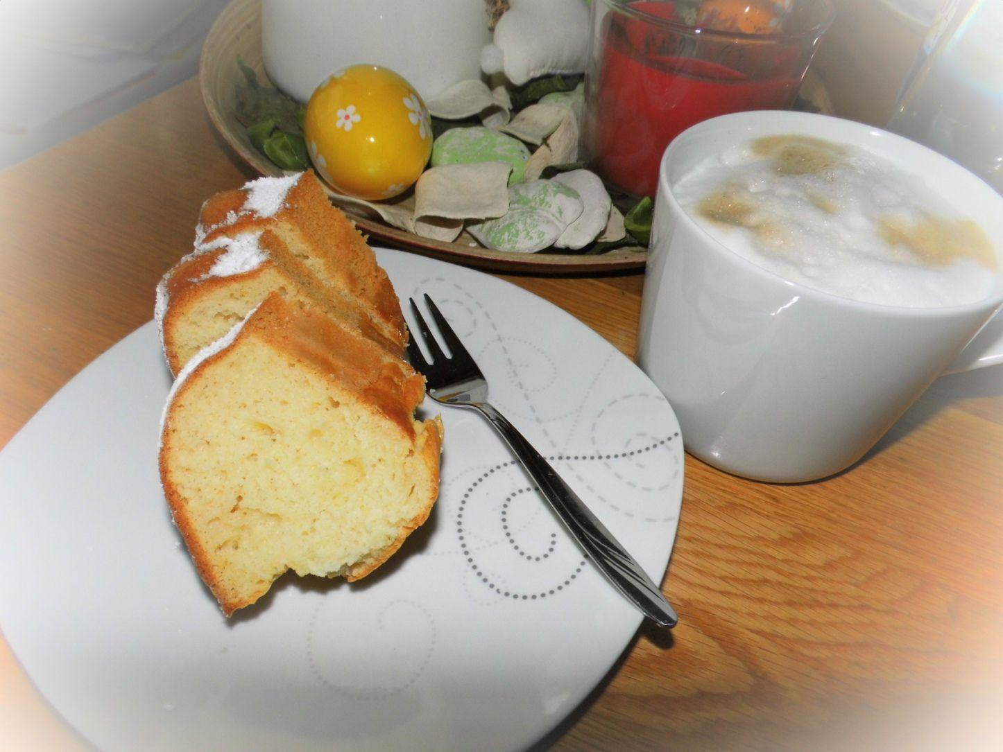 Fluffiger Eiweißkuchen prima zur Eiweißverwertung #Äpfelverwerten
