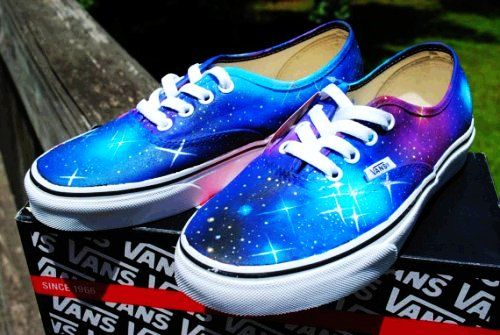 galaxy vans chaussures for sale