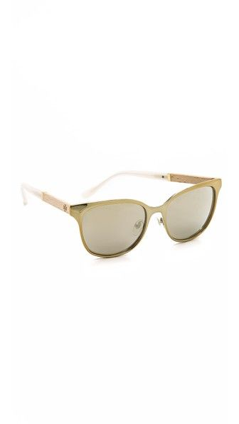 13fe8977276d Tory Burch Modern Flash Sunglasses