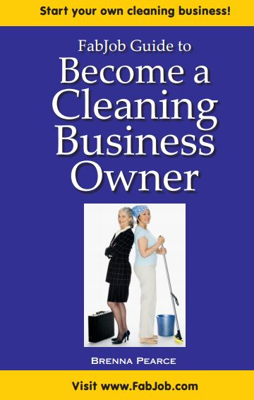 Become A Cleaning Business Owner My Own Carpet