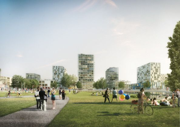 6th prize category after revision: unendlichkeitspark an der, Innedesign